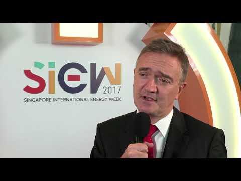SIEW LIVE: Denis Bonhomme, Senior VP, Business Development  Asia, ENGIE Global LNG Singapore