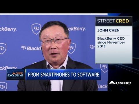 Blackberry CEO John Chen on privacy commitment