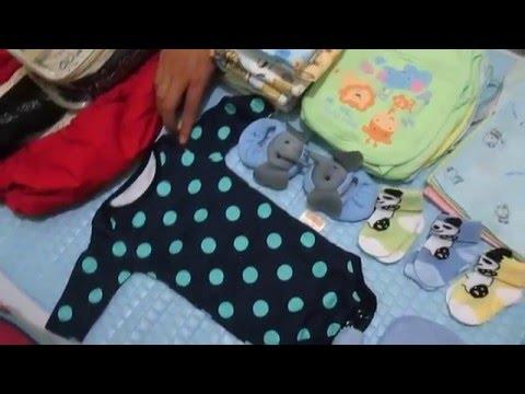 perlengkapan bayi  persiapan menjelang persalinan