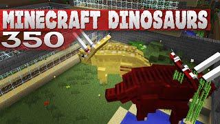 Minecraft Dinosaurs! || 350 || Dinos on the Move