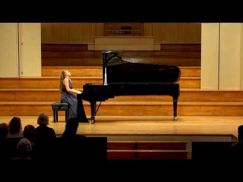 Grażyna Bacewicz - Piano Sonata No. 2
