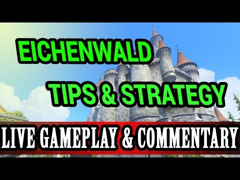 Overwatch: New Map Eichenwald! In-Depth Strategy, Tips, Pharah/Genji/Tracer Gameplay & Commentary!
