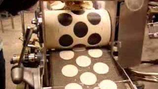 Cabezal de rodillos alta produccion
