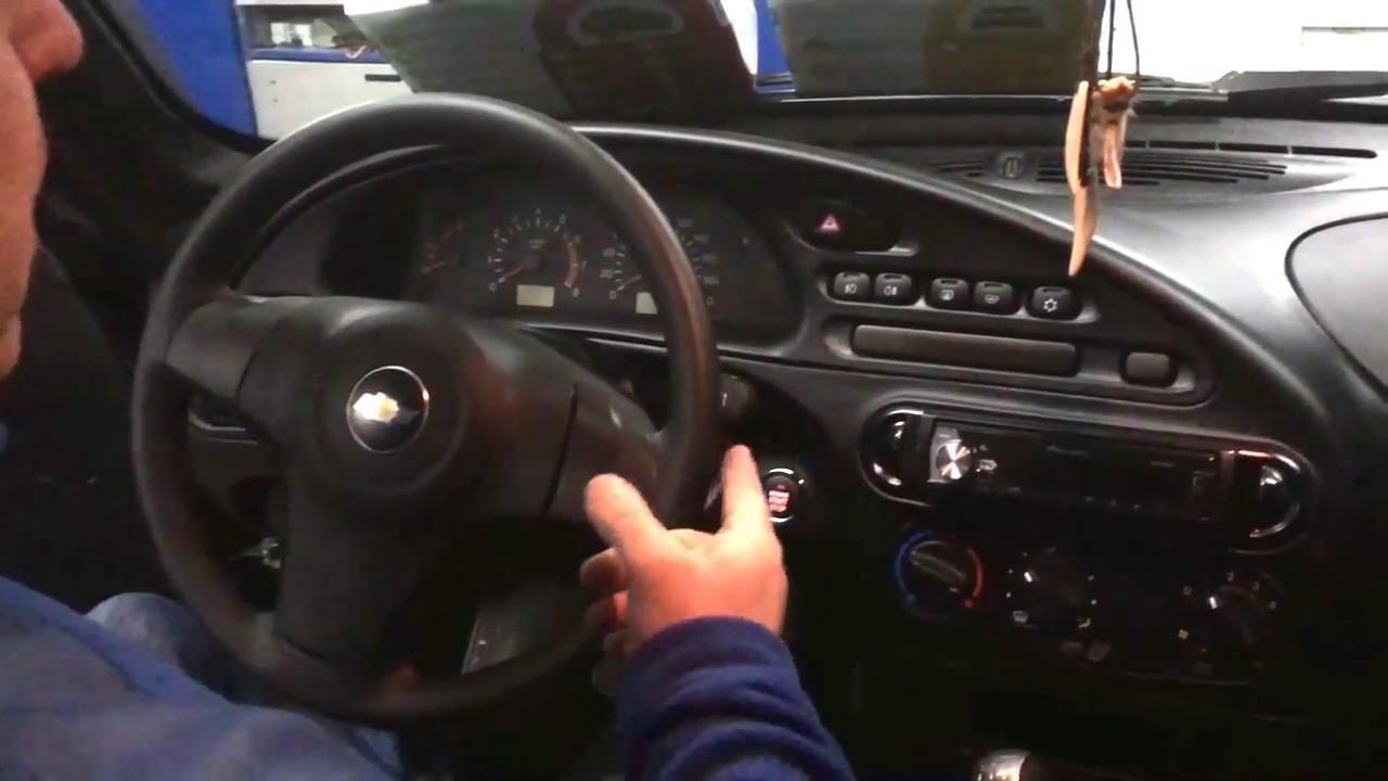 Chevrolet Niva. Бесключевой доступ и запуск двигателя. Умные возможности X96.