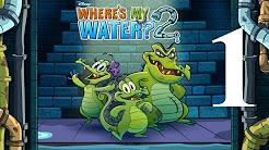 Where's My Water 2 for iOS 3 Ducks Full Walkthrough