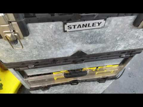 Local Easley Greenville Handyman Buys Stanley Tool Box On Craigslist From Easley SC Storage