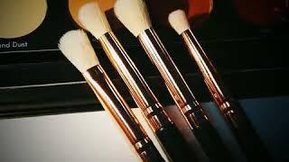 Docolor DC0412 набор кистей для макияжа глаз бочонки