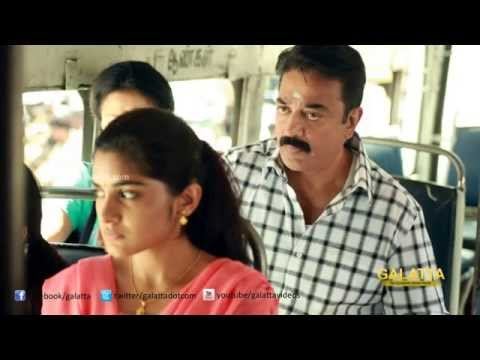 It\'s wrap up time for Papanasam | Galatta Tamil