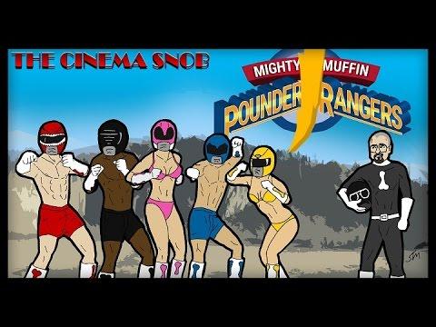 The Cinema Snob: MIGHTY MUFFIN POUNDER RANGERS - Поисковик музыки mp3real.ru