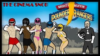 The Cinema Snob: MIGHTY MUFFIN POUNDER RANGERS