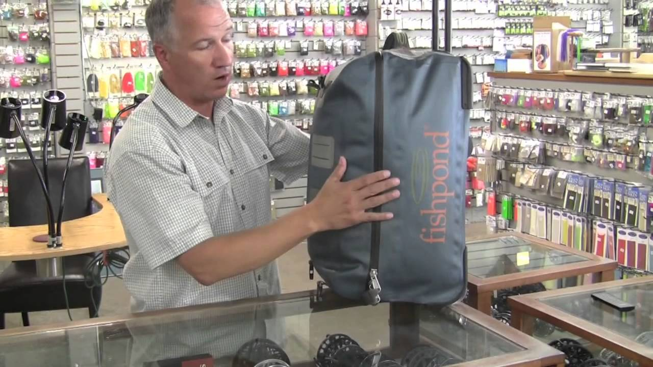 410dfa94b2a2 Fishpond Westwater Rolling Carry On - YouTube