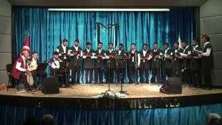Muş Alparslan Üniversitesi 2017 Kutlu Doğum Haftası Konseri- Final İlahileri
