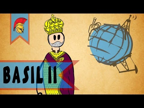 Basil II: The Bulgar Slayer | Tooky History
