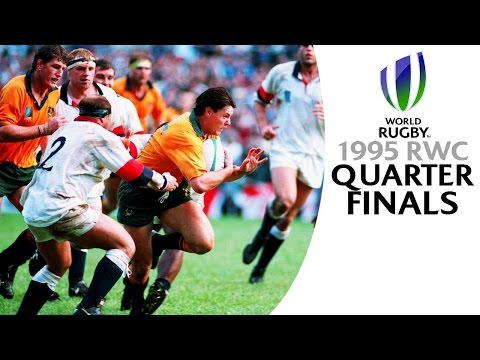 CLASSIC MATCHES: Rugby World Cup 1995 quarter-finals 3 & 4