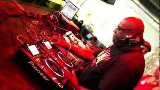 Space Closing 2011 Part 2 - Carl Cox, Armin van Buuren, Steve Lawler, Yousef