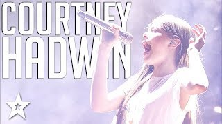 Singer Courtney Hadwin | All Performances | America