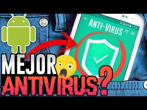 ⚠️ El Mejor ANTIVIRUS De Android 2019 / Elimina V!RUS En Android / NO EXISTE 💀