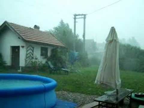 Big Hail in Germany/Bavaria/Kinsau FUNKheadquarter