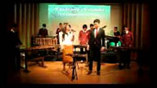 Angklung Arumba UNPAD I Just Call   YouTube