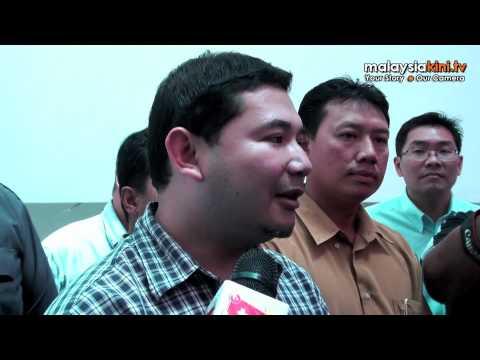 PKR's Rafizi arrested, charged under Bafia