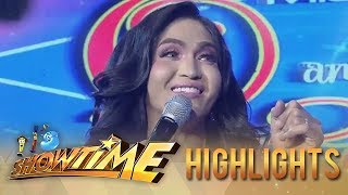 It's Showtime: Mitch Montecarlo Suansane impersonates Celine Dion