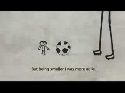 Lionel Messi Adidas Impossible is Nothing - YouTube