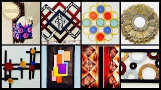GADAC DIY  Subscribers Creation Vol 3  Wall hanging craft ideas do it yourself wall decor diy crafts