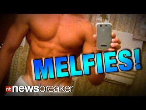 MALE VANITY : New Study Reveals Men Take Twice as Many Selfies as Women
