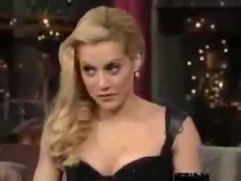 Brittany Murphy on Late  with David Letterman June 20, 2006