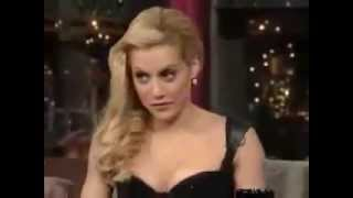 Brittany Murphy on Late Show with David Letterman (June 20, 2006)