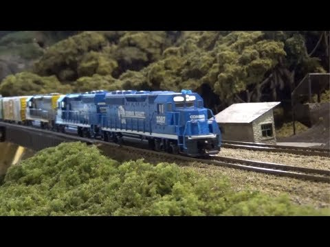 NJS Presents: Trains at Atlantic City N Scale Gathering 2018