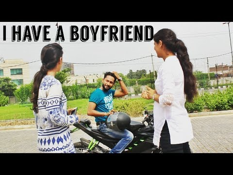 2017 new i have a boyfriend latest funny video fun theka