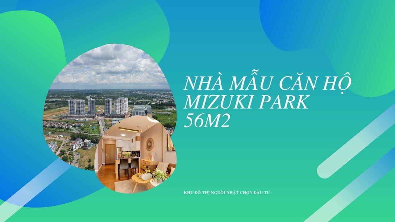 Nhà Mẫu Căn Hộ 56M2 Mizuki Park Nam Long 0909 816 038#mizuki_park