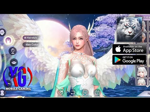Perfect World Mobile MMORPG Gameplay Android / IOS Release