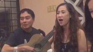 Kỷ Niệm Chiều Mưa - Ca sĩ Thanh Thủy vs Guitar Hồ Phước Hiếu