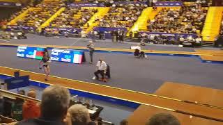 Ирина Жук - 4.65 - новый рекорд Беларуси в прыжке с шестом в помещении
