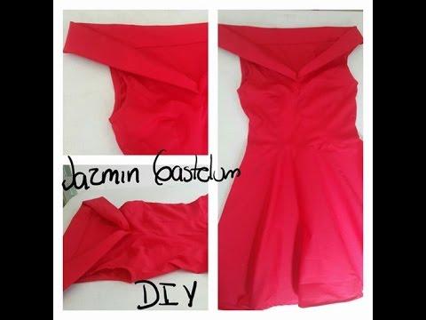 fcb16f7f37 Vestido Escote Barco - Jazmin Gastelum - Nivel Intermedio - YouTube