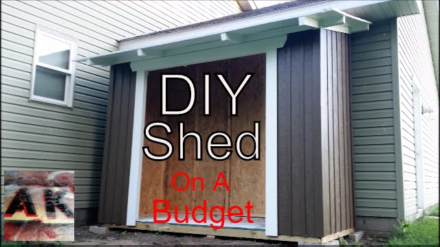 How To Build A Budget Board And Batten Style Backyard