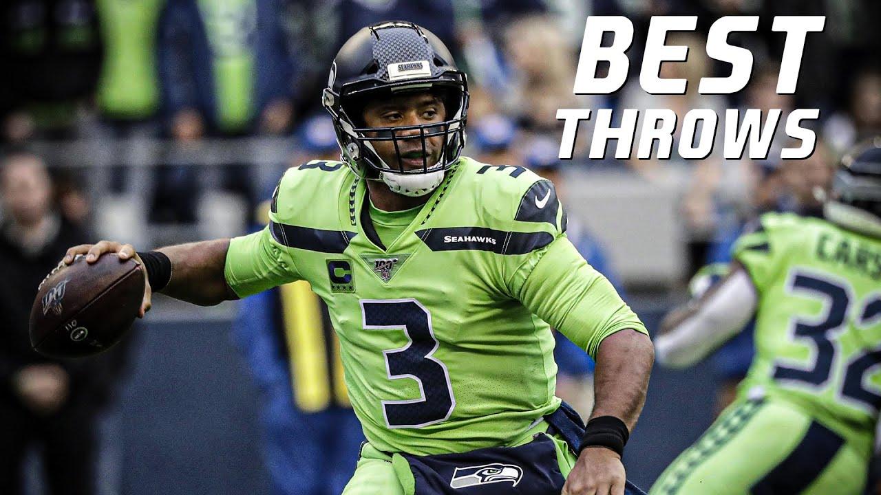 NFL Best Throws 2019-20 ᴴᴰ