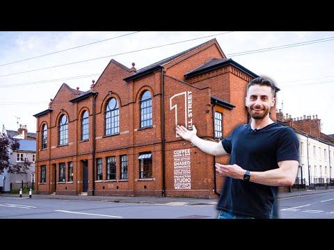 I Started A Property Development Company (Office Tour)