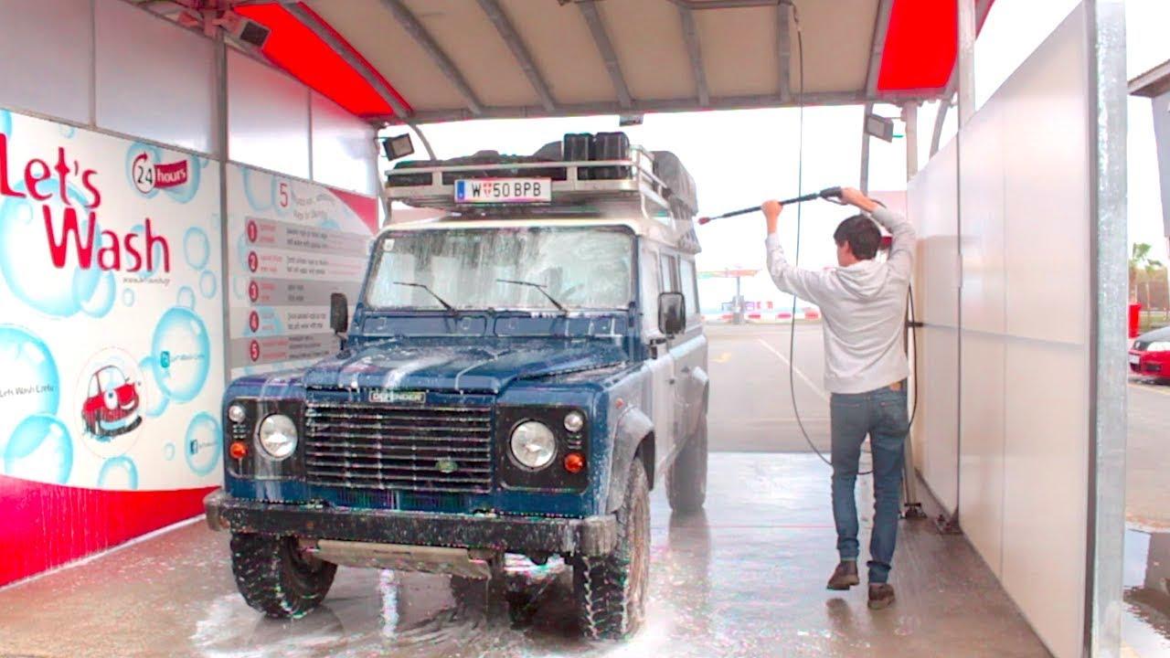 Dae 53 Finally A Car Wash Gr Youtube