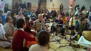 Hare Krishna - Mahamantra - The Kirtaniyas - Ashtaprahar, Toronto, Canada 2011