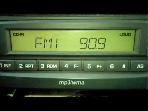 XHCUA 90.9 MHz (FM) San Francisco de Campeche, Campeche