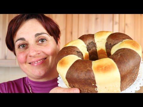 Pan brioche bicolore fatto in casa homemade two color for Fatto in casa da benedetta 2