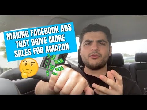 How To Make Facebook Ads That Drive Sales To Your Amazon Product (Amazon FBA Australia)