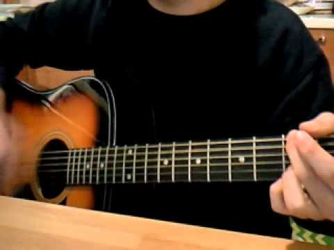Green Day  Good Riddance Time Of Your Life Acoustic  Guitar Only