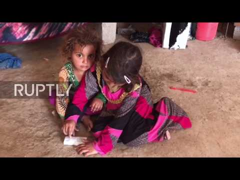 Iraq: 'Our situation is so dire' - internally displaced people speak from camp near Tal Afar