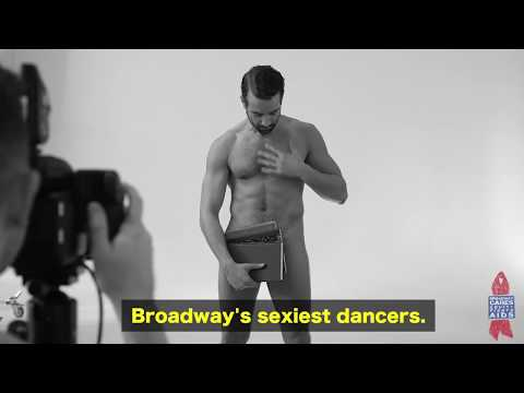 "What Does It Take To ""Bare"" It All? - Broadway Bares 2017"