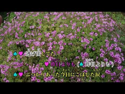 【カラオケ】WINDING ROAD / 絢香×コブクロ