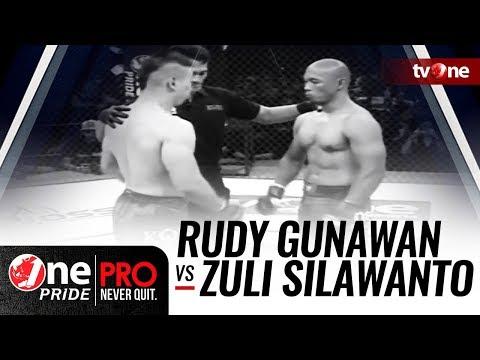 Rudy Gunawan Vs Zuli Silawanto - One Pride MMA